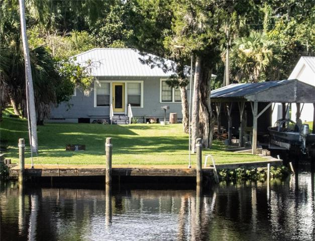 5327 Riverside Drive, Yankeetown, FL 34498 (MLS #775470) :: Plantation Realty Inc.
