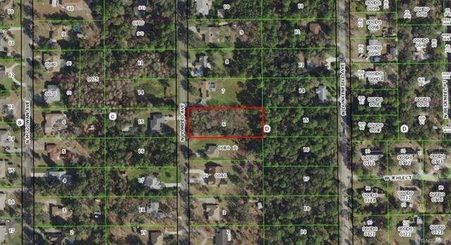 335 N Pompeo Avenue, Crystal River, FL 34429 (MLS #775498) :: Plantation Realty Inc.