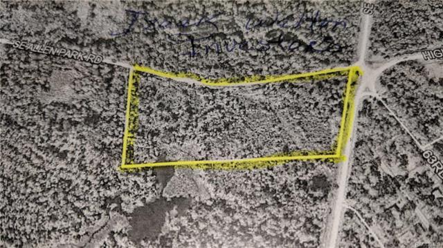 0 Allen Park Road And Se 193 Place, Yankeetown, FL 34498 (MLS #775661) :: Plantation Realty Inc.