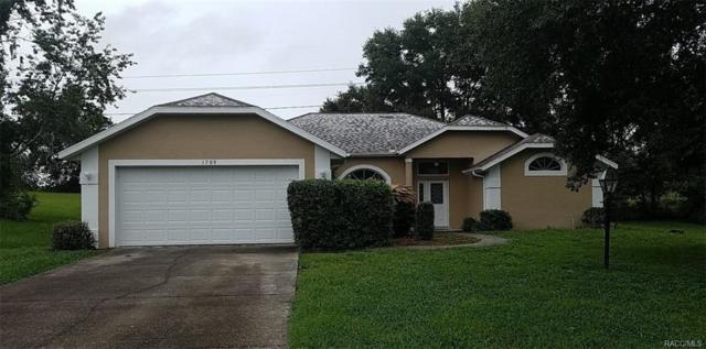 1709 N Wembley Drive, Crystal River, FL 34429 (MLS #775676) :: Plantation Realty Inc.