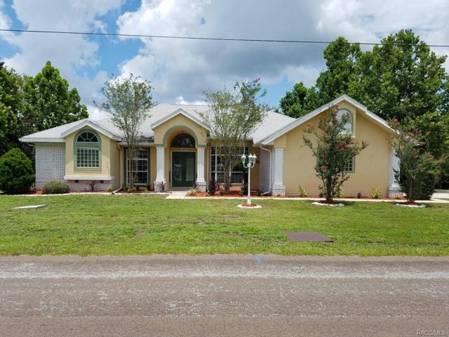 5549 W Paul Bryant Drive, Crystal River, FL 34429 (MLS #775698) :: Plantation Realty Inc.