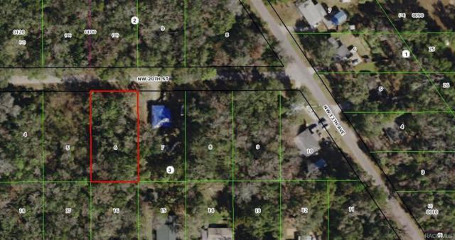 TBD NW 20th Street, Crystal River, FL 34428 (MLS #775740) :: Plantation Realty Inc.