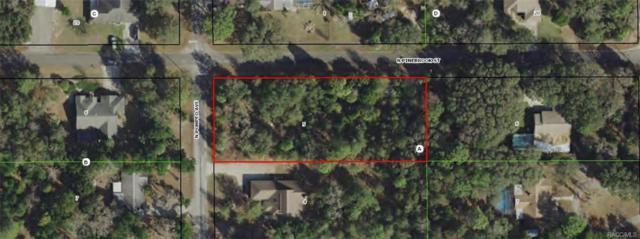 211 N Pompeo Avenue, Crystal River, FL 34429 (MLS #775779) :: Plantation Realty Inc.