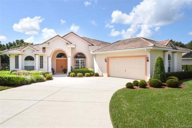 114 W Mickey Mantle Path, Hernando, FL 34442 (MLS #775799) :: Plantation Realty Inc.