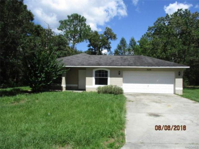7699 N Maltese Drive, Citrus Springs, FL 34433 (MLS #775824) :: Plantation Realty Inc.