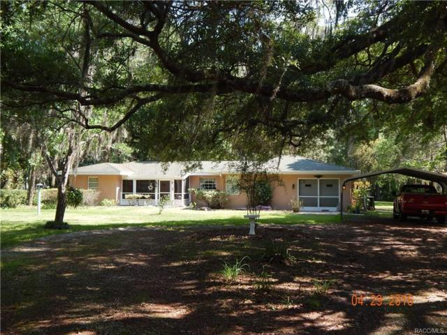 217 Cove Road, Inglis, FL 34449 (MLS #775872) :: Plantation Realty Inc.