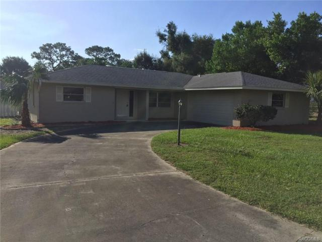 3013 S Country Club Drive, Inverness, FL 34450 (MLS #775891) :: Plantation Realty Inc.