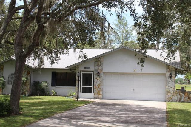 3830 S Springbreeze Way, Homosassa, FL 34448 (MLS #775894) :: Plantation Realty Inc.