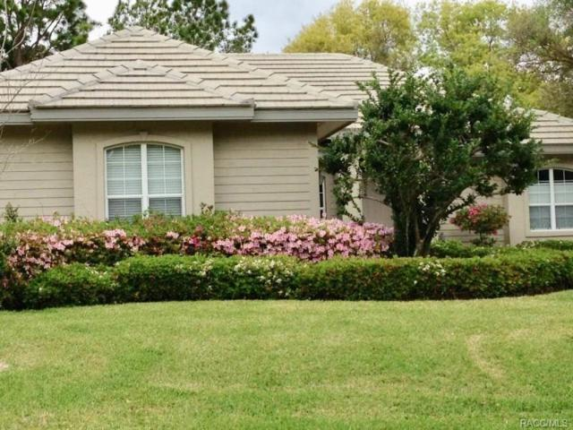 3196 N Barton Creek Circle, Lecanto, FL 34461 (MLS #775895) :: Plantation Realty Inc.