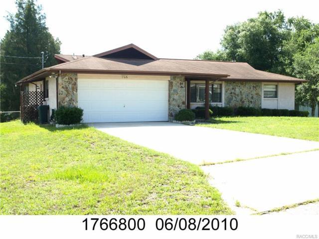 706 Desota Avenue, Inverness, FL 34452 (MLS #775973) :: Plantation Realty Inc.
