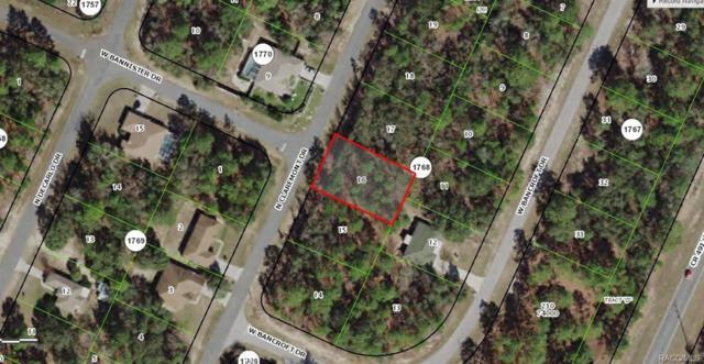 5749 N Claremont Drive, Citrus Springs, FL 34434 (MLS #775992) :: Plantation Realty Inc.