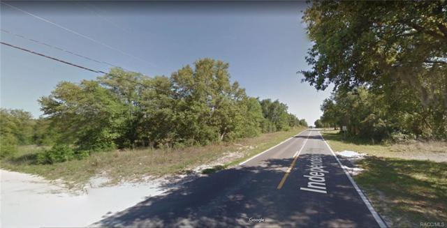 2615 Tyler Street, Inverness, FL 34453 (MLS #776001) :: Plantation Realty Inc.
