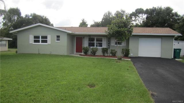 Poinsettia Poinsettia Drive, Inverness, FL 34452 (MLS #776031) :: Plantation Realty Inc.