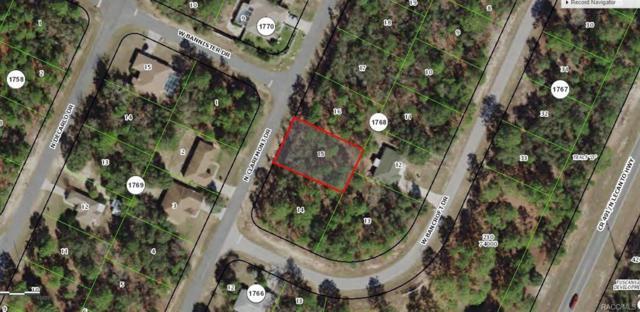 5737 N Claremont Drive, Citrus Springs, FL 34434 (MLS #776051) :: Plantation Realty Inc.