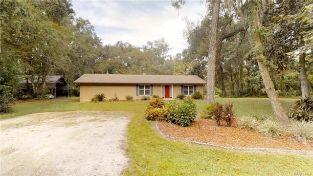 6042 S Royal Drive, Homosassa, FL 34448 (MLS #776169) :: Plantation Realty Inc.