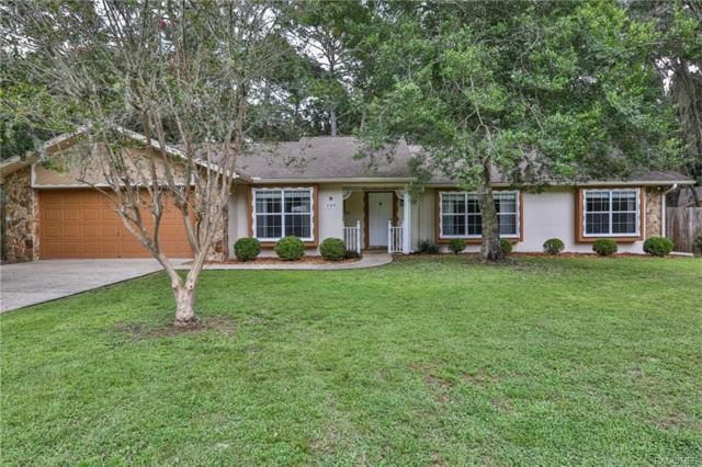 309 N Seton Avenue, Lecanto, FL 34461 (MLS #776222) :: Plantation Realty Inc.