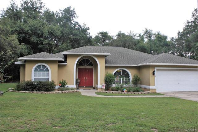 9579 W Laurel Oak Lane, Crystal River, FL 34428 (MLS #776239) :: Plantation Realty Inc.