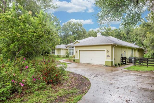 3031 E Crown Drive, Inverness, FL 34453 (MLS #776294) :: Plantation Realty Inc.