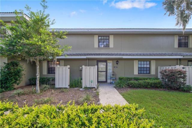 11603 W Bayshore Drive #118, Crystal River, FL 34429 (MLS #776390) :: Plantation Realty Inc.