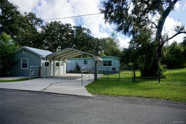 6281 S Dolphin Drive, Floral City, FL 34436 (MLS #776443) :: Pristine Properties