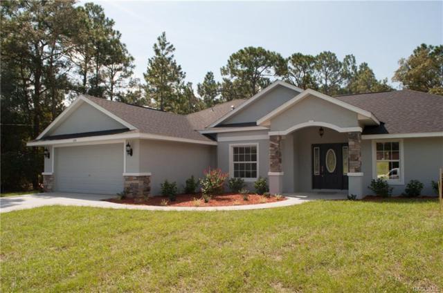 1271 E Cleveland Street, Hernando, FL 34442 (MLS #776453) :: Plantation Realty Inc.