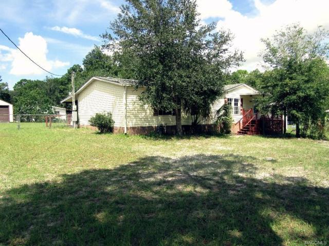 3426 N Holiday Drive, Crystal River, FL 34428 (MLS #776488) :: Plantation Realty Inc.