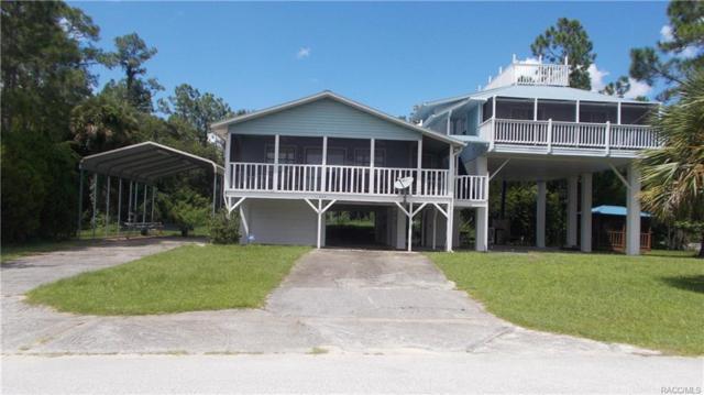 11839 W. Waterwood Drive, Crystal River, FL 34429 (MLS #776494) :: Plantation Realty Inc.