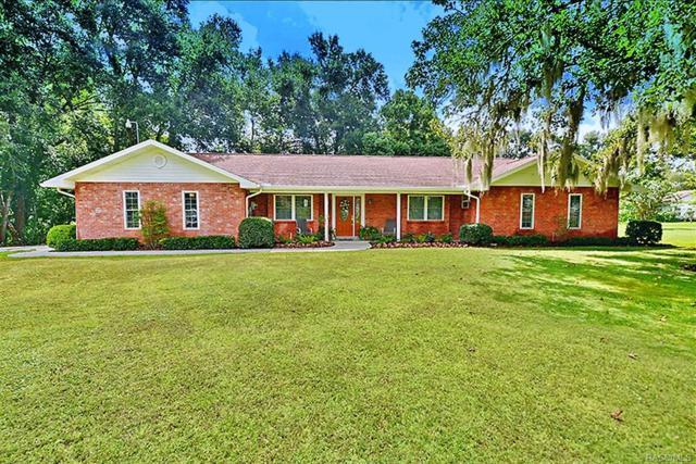 6136 W Glen Robbin Court, Crystal River, FL 34429 (MLS #776594) :: Plantation Realty Inc.