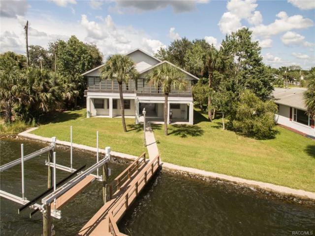 2020 NW 13th Street, Crystal River, FL 34428 (MLS #776647) :: Plantation Realty Inc.