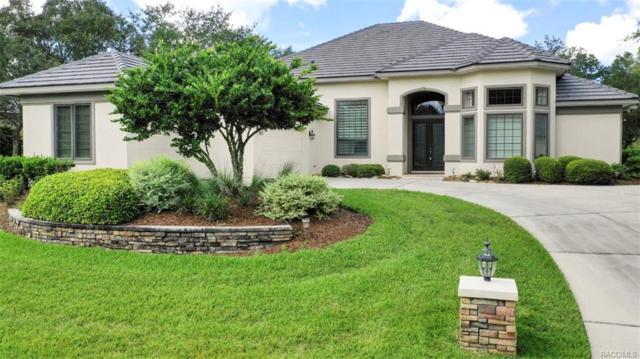 2624 N Prestwick Way, Lecanto, FL 34461 (MLS #776832) :: Plantation Realty Inc.