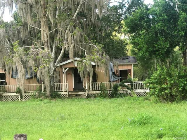 4310 N Stokes Way, Crystal River, FL 34428 (MLS #776861) :: Plantation Realty Inc.