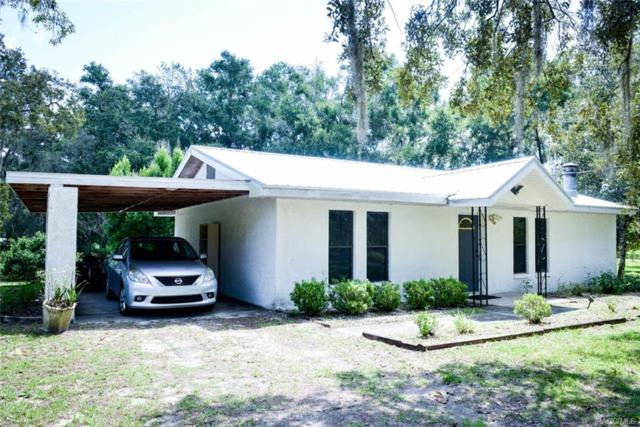 8777 S Nelson Point, Floral City, FL 34436 (MLS #776894) :: Plantation Realty Inc.