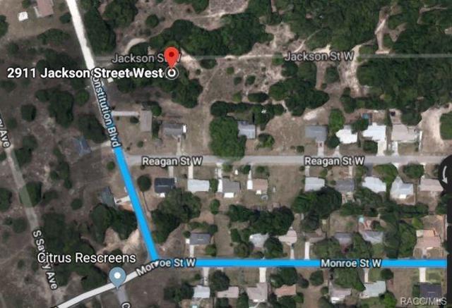 2911 Jackson Street W, Inverness, FL 34453 (MLS #776899) :: Plantation Realty Inc.