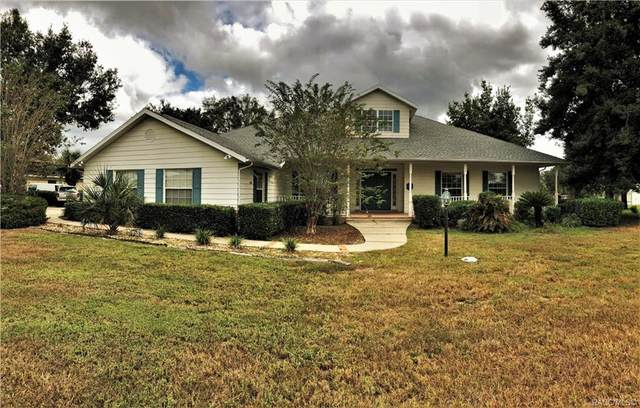 463 N Cherry Pop Drive, Inverness, FL 34453 (MLS #776918) :: Plantation Realty Inc.