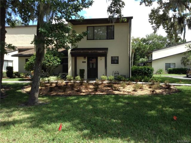 1637 SE Paradise Circle #206, Crystal River, FL 34429 (MLS #776950) :: Plantation Realty Inc.