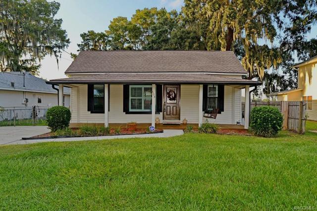 508 Lake Street, Inverness, FL 34450 (MLS #776955) :: Plantation Realty Inc.