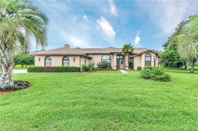 1178 N Cherry Pop Drive, Hernando, FL 34442 (MLS #776960) :: Plantation Realty Inc.