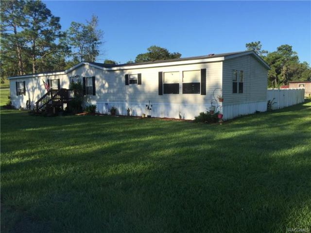 1952 E Circle South Drive, Inverness, FL 34453 (MLS #776969) :: Plantation Realty Inc.