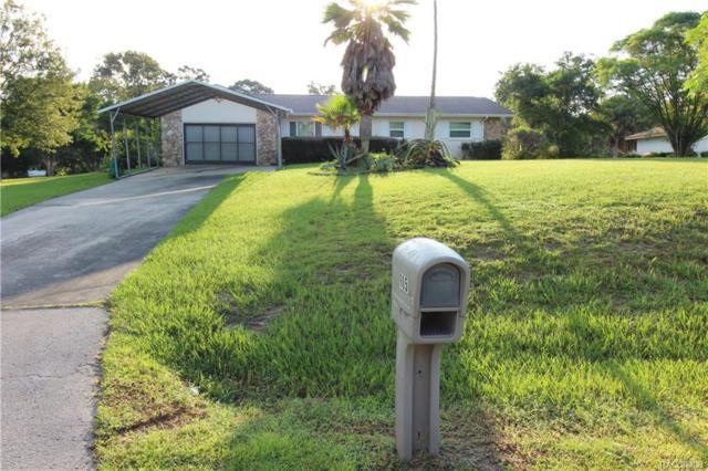 605 N Mcgowan Avenue, Crystal River, FL 34429 (MLS #776973) :: Plantation Realty Inc.