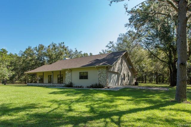 7400 W Glendale Court, Dunnellon, FL 34433 (MLS #777017) :: Plantation Realty Inc.