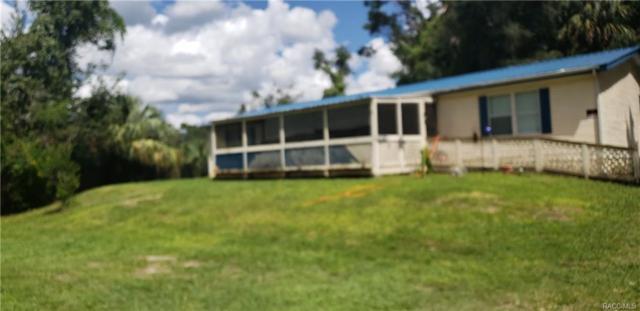 4105 N Woodland Point, Crystal River, FL 34428 (MLS #777044) :: Plantation Realty Inc.