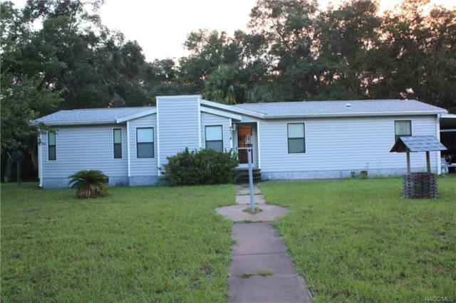 4278 N Weewahi Point, Crystal River, FL 34428 (MLS #777057) :: Plantation Realty Inc.