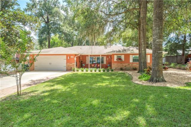513 Tina Avenue, Inverness, FL 34452 (MLS #777132) :: Plantation Realty Inc.