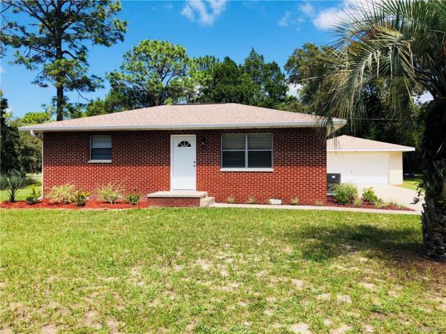 6805 W Ray Court, Homosassa, FL 34448 (MLS #777145) :: Plantation Realty Inc.