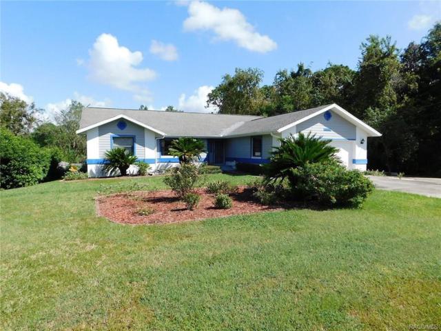 5505 W Woodside Drive, Crystal River, FL 34429 (MLS #777156) :: Plantation Realty Inc.