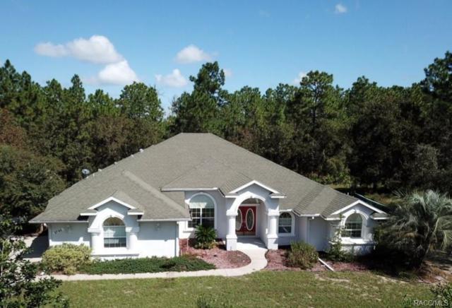 3795 W Promontory Drive, Beverly Hills, FL 34465 (MLS #777172) :: Plantation Realty Inc.