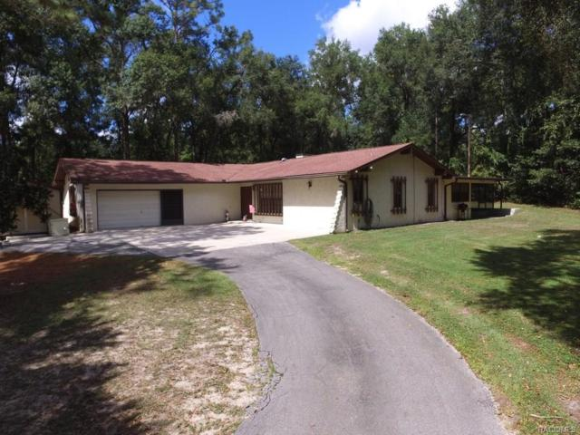 2811 W Spring Leaf Lane, Lecanto, FL 34461 (MLS #777180) :: Plantation Realty Inc.