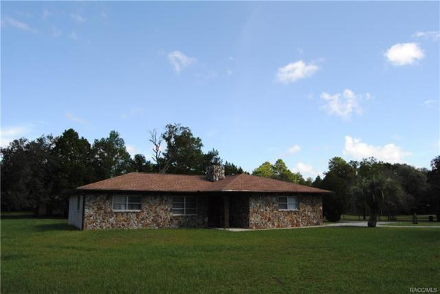 6205 W Oaklawn Street, Homosassa, FL 34446 (MLS #777191) :: Plantation Realty Inc.