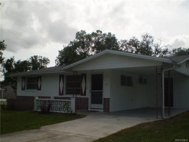 16 Daniel Street, Beverly Hills, FL 34465 (MLS #777215) :: Plantation Realty Inc.