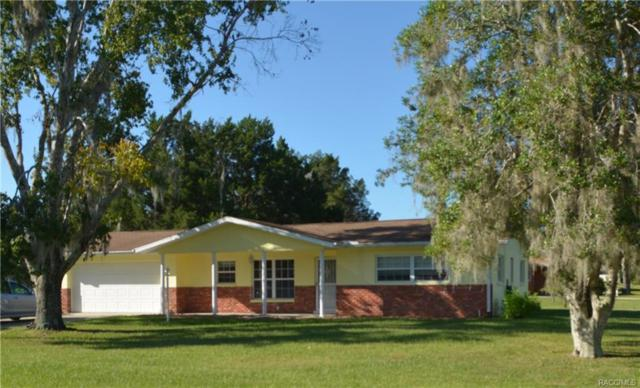 401 Poinsettia Avenue, Inverness, FL 34450 (MLS #777218) :: Plantation Realty Inc.